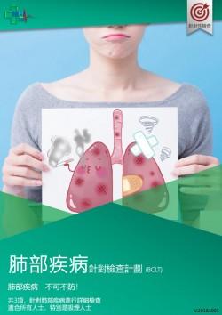肺部疾病針對檢查計劃